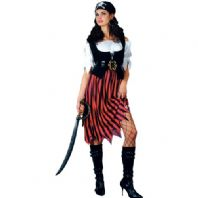 Pirate Lady Costume (EF2090)